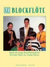 Diverse - Blockfloetenmusik Fur Junge Spieler - Recorder, 2 Recorders, Recorder And Piano