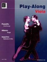 Play Along Viola + Cd - Tango