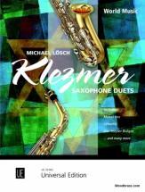 Losch Michael - Klezmer Saxophone Duets