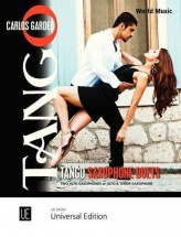 Gardel Carlos - Tango Saxophone Duets