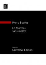 Boulez P. - Le Marteau Sans Maître - Conducteur