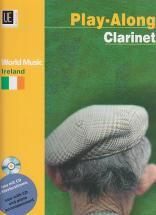 Play-along Clarinet - Ireland + Cd