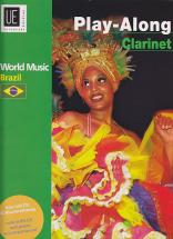 Brazil Play-along Clarinet + Cd