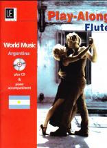 Play-along Flute - Collatti Diego - Argentina + Cd