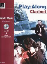 Klezmer Play-along Clarinet + Cd