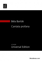Bartok Bela - Cantata Profana
