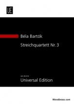 Bartok B. - Streichquartett N°3 - Conducteur