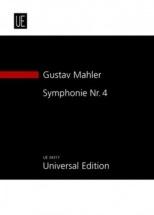 Mahler Gustav - Symphonie N°4 - Conducteur