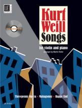 Weill Kurt - Songs