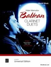 Mamudov H. - Balkan Clarinet Duets