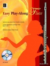 Easy Play-along Flute + Cd