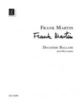 Martin Frank - Deuxieme Ballade - Flute and Piano