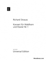Strauss R. - Horn Concerto N°1 In E-flat Major Op. 11