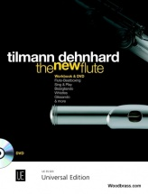 Dehnhard T. - The New Flute With Dvd
