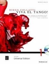 Collatti Diego - Viva El Tango ! + Cd - Piano