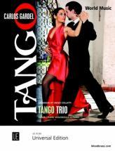Gardel Carlos - Tango Trio - Violon/flute, Violoncelle & Piano