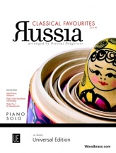 Classical Favourites From Russia - Piano