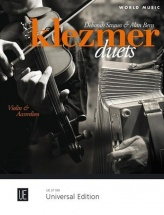 Strauss D. and Bern A. - Klezmer Duets - Violon and Accordeon