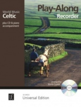 Celtic - Play-along Recorder