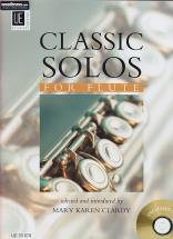 Classic Solos For Flute Vol. 1 + Cd