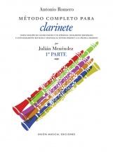 A. Romero Metodo Competo Para Clarinete Parte 1 - Clarinet