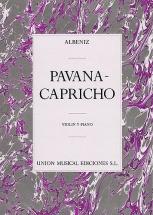 Isaac Albeniz - Pavana Capricho Op.12 - Violin