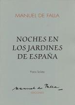 De Falla - Nights In The Garden Of Spain - Piano Solo
