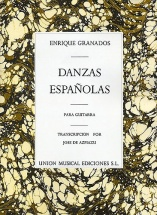 Granados E. - Danzas Espanolas Para Guitarra