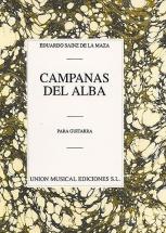 Eduardo Sainz De La Maza Campanas Del Alba - Guitar