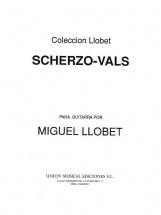 Llobet Miguel - Scherzo Vals - Guitare