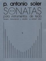 Antonio Soler Sonatas Volume Five - Piano Solo