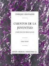 Enrique Granados - Cuentos De La Juventud Op.1 - Piano Solo