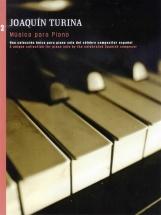 Joaquin Turina Musica Para Piano Book 2 - Piano Solo