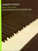 Turina - Joaquin Turina Musica Para Piano Book 5 - Piano Solo