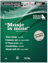 Music Is Mine Methode De Piano Facile + Dvd