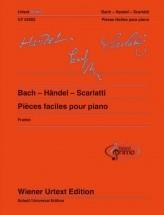 Bach J.s - Haendel G.f. - Scarlatti A. - Bach - Handel - Scarlatti Band 1 - Piano
