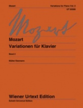 Mozart W.a. - Variations For Piano Vol.2