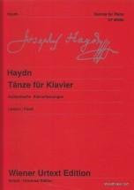 Haydn Joseph - Dances For Piano