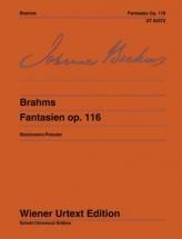 Brahms J. - Fantasies Op.116 - Piano