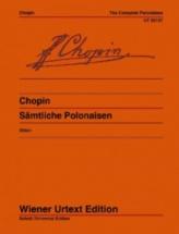 Chopin F. - Polonaises - Piano