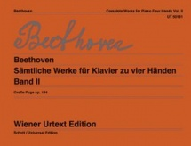 Beethoven - Complete Works For Piano Four Hands Vol.2