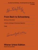 From Bach To Schoenberg - 200 Years Of Piano Music