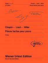 Urtext Primo Vol.5 - Chopin, Liszt, Hiller - Pieces Faciles - Piano