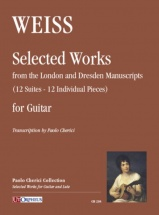 Weiss Leopold - Selected Works - Guitare