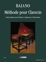 Baiano E. - Methode Pour Clavecin
