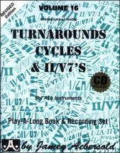 N°016 - Turnarounds, Cycles, & Ii/v7s + 2 Cd