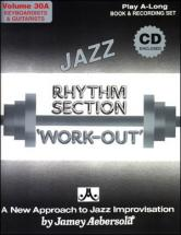 N°030a - Rhythm Section Workout - Piano & Guitar + Cd