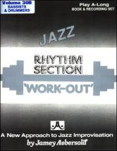N°030b - Rhythm Section Workout - Bass & Drums + Cd