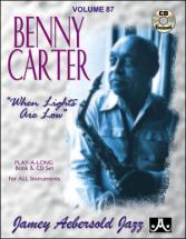 N°087 - Benny Carter - When Lights Are Low+ Cd