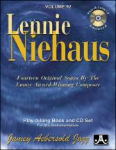 N°092 - Lennie Niehaus + Cd